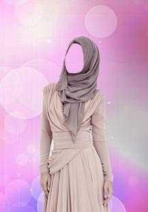 Hijab Wedding Photo Editor - náhled