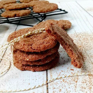 Chewy Cocoa Cookies Recipe