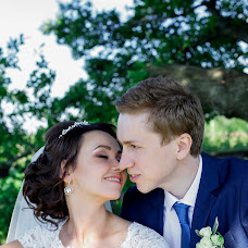 Wedding photographer Dasha Uzlova (uzlova). Photo of 15.04.2018