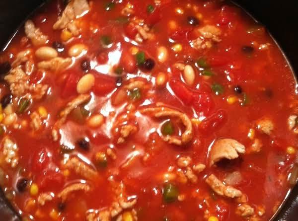 Chili With A Twist Recipe