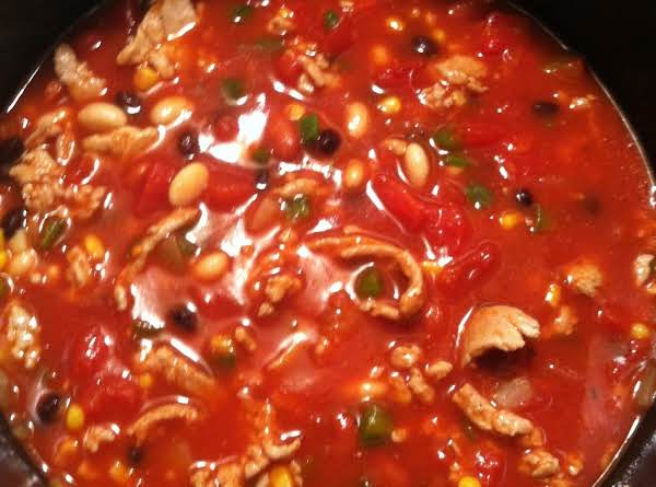 Chili With A Twist