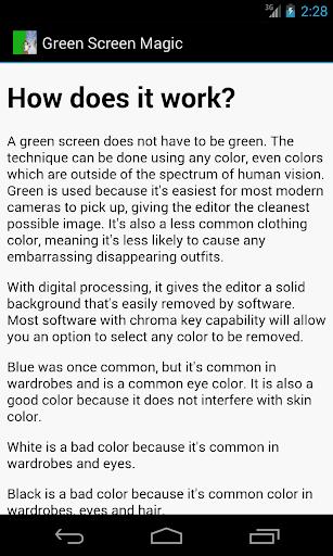 Chroma Key screenshot 15