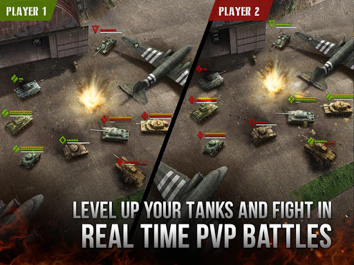 Armor Age: Tank Wars u2014 WW2 Platoon Battle Tactics apkpoly screenshots 10