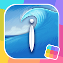 Infinite Surf: Endless Surfer. Catch a Wave! icon