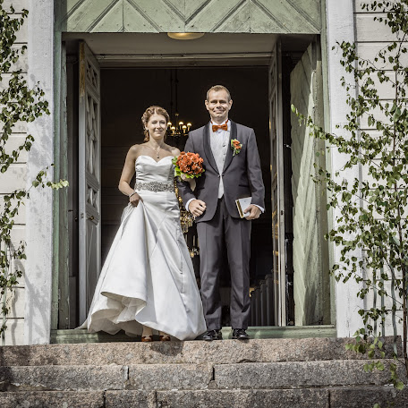 Wedding photographer Sami Helenius (helenius). Photo of 10.10.2015