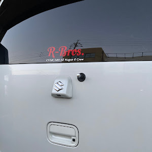 ワゴンR MH23Sのカスタム事例画像 ずっとぱぱ@R-Bros.さんの2020年11月11日22:46の投稿