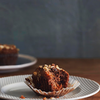 Morning Glory Sweet Potato Muffins.