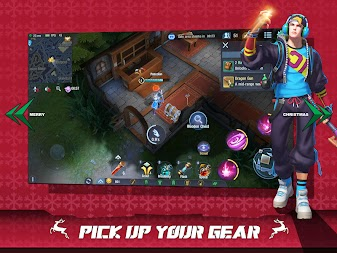 Survival Heroes - MOBA Battle Royale APK screenshot thumbnail 11