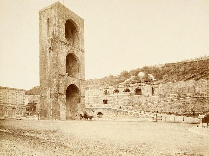 La torre di San Niccolò, le Rampe del Poggi