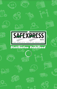 Safexpress Enterprise App- screenshot thumbnail