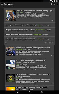 Google News & Weather Screenshot 7