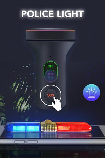 Super Flashlight screenshot 2