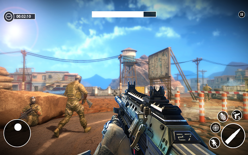 Auto Shooting Fps Counter Attack Commando 1.2 {cheat|hack|gameplay|apk mod|resources generator} 1