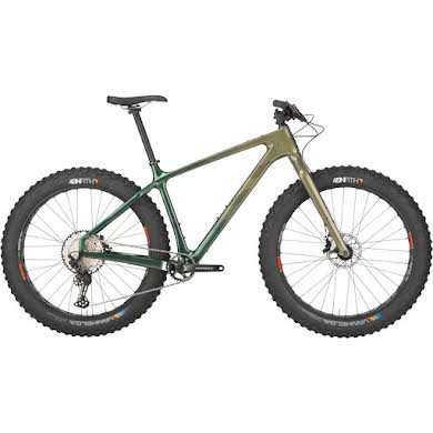 Salsa 2021 Beargrease Carbon SLX 12-speed Fat Bike Thumb