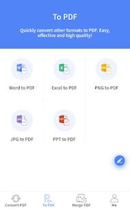 Apowersoft PDF Converter: Convert, Merge PDF & OCR (MOD, VIP) v1.2.0 2