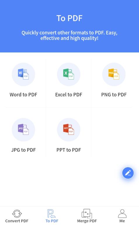 Apowersoft PDF Converter: Convert, Merge PDF & OCR  poster 1