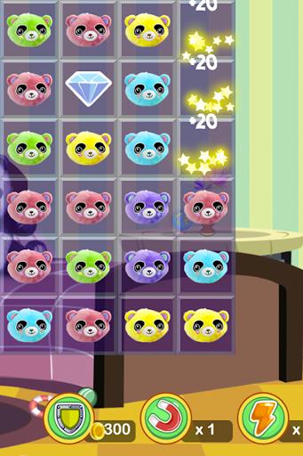 Teddy Bear Panda: Tea Party