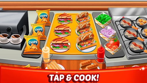 Food Fever - Kitchen Restaurant & Cooking Games 1.07 screenshots 3