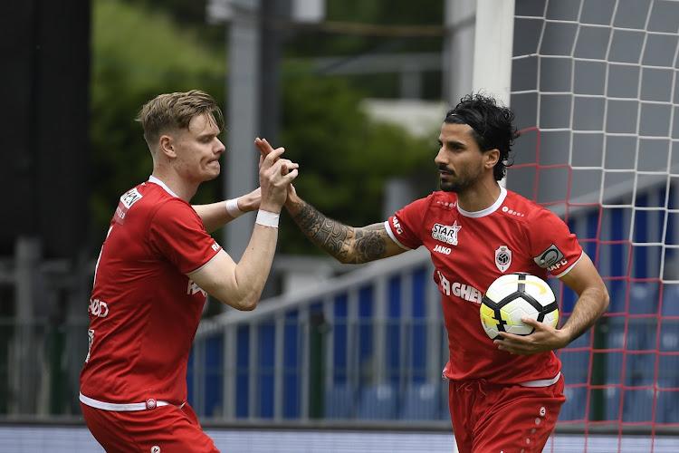 """Antwerp toonde een bijzondere mentale veerkracht: """"Weinig ploegen kunnen vanuit die positie terugknokken"""""""