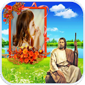 Lord Jesus Photo Frames HD icon
