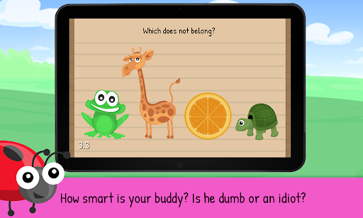 The Moron Test: Challenge Your IQ with Brain Games screenshots 13