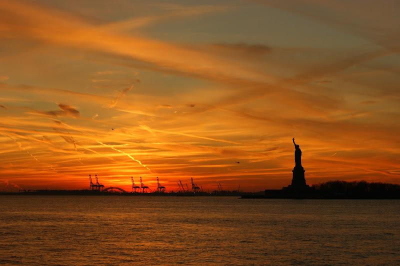 Sunset in NY di rosa_palmisano
