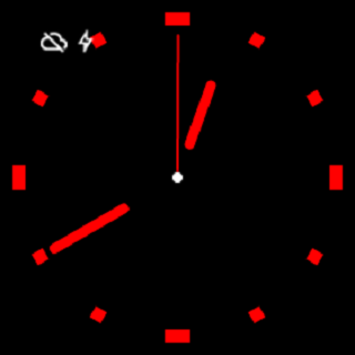 Watch Face Simple&Clean  screenshots 3