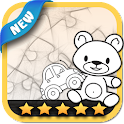 Puzzle for Kids HD icon