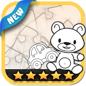 Puzzle for Kids HD