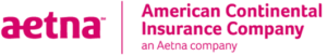 This is American Continental's Aetna Logo.