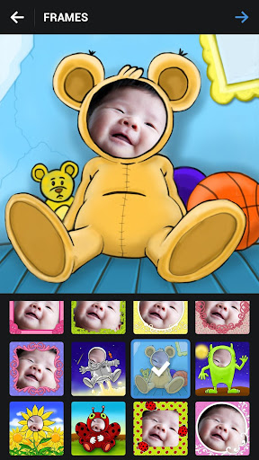 Download Baby Photo Frames Android Apps APK - 4518864 - Baby Photo ...