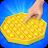 Fidget Toys 3D - Fidget Cube, AntiStress & Calm logo