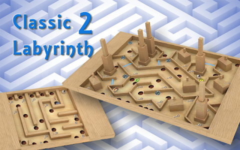 Classic Labyrinth Maze 3d 2 - More Mazes 2.1