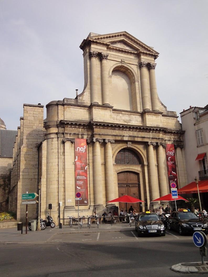 Ancienne Eglise Saint-Etienne à Dijon