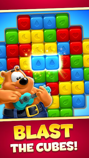 Toon Blast game (apk) free download for Android/PC/Windows screenshot