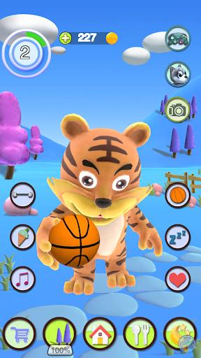 Talking Tiger screenshots 4
