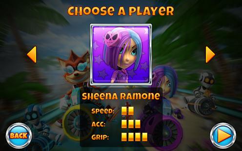 Rocket Racer screenshot