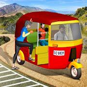 Offroad Tuk Tuk Auto Rickshaw Driving