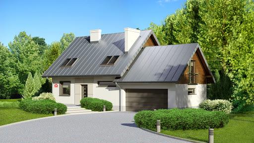 projekt Dom przy Cyprysowej 24