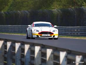 Photo: Aston Martin at High Speed!