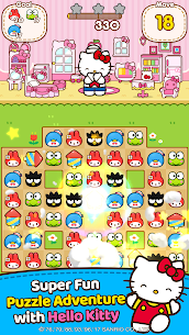 Hello Kitty Friends – Tap & Pop, Adorable Puzzles 2