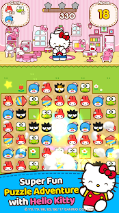 Hello Kitty Friends - Tap & Pop, Adorable Puzzles - náhled