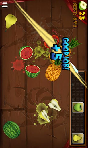 Fruit Slice screenshot 2