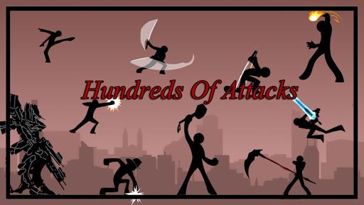 Revenge Of Stickman Warriors apktram screenshots 2