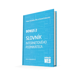 Bonus Slovník internetového podnikateľa