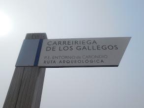 Photo: Eata va desde el Alto Bustantigo a San Emiliano