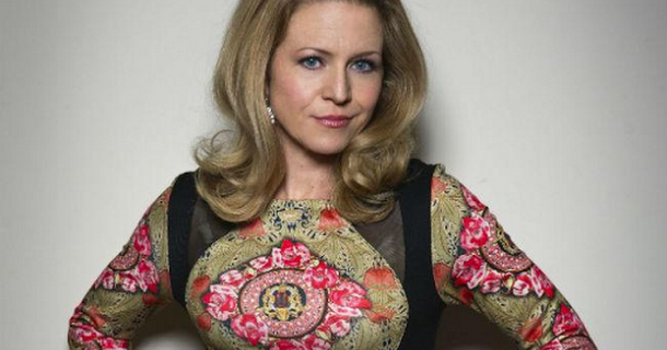 Kellie Bright to vegan next month