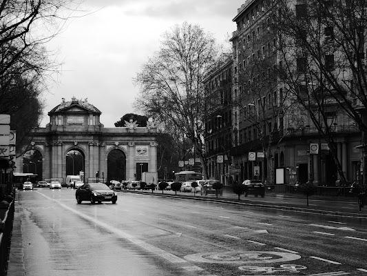 Madrid autunnale di Agocentrico