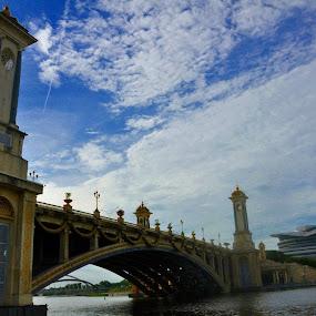 Bridging The Gap by Nydzam Ahmad - Buildings & Architecture Bridges & Suspended Structures