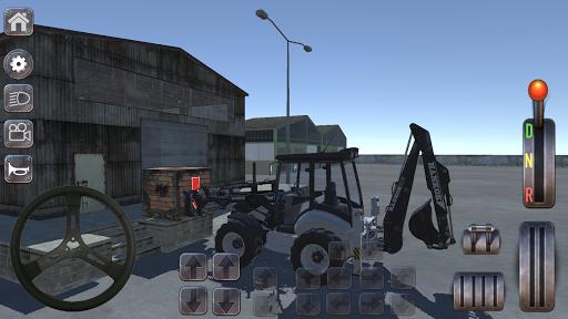 Excavator Simulator Backhoe Loader Dozer Game 1.5 screenshots 7